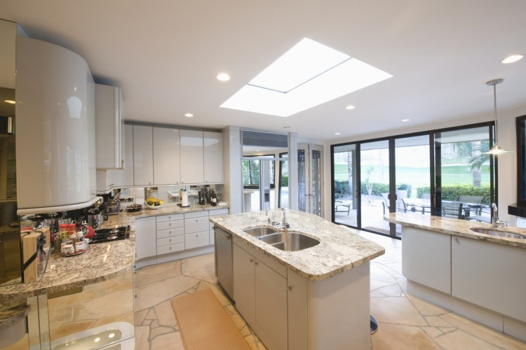 Choosing The Right Stone For Your Kitchen Worktop